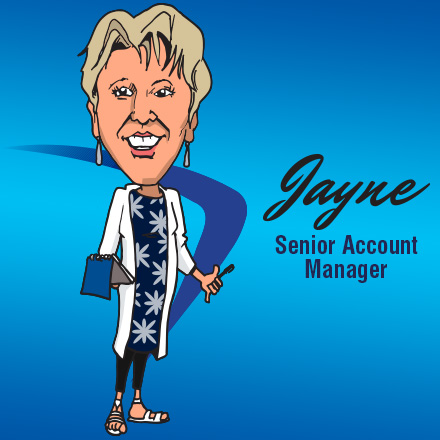 Jayne - Senior Account Manager