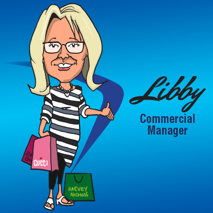 Libby - Commercial Manager
